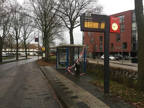 Duizenden euro's schade aan abri's; eigenaar Exterion Media vierkant achter optreden Huizer burgemeester