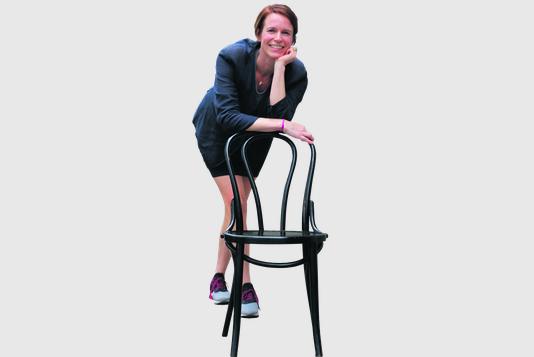 Column Hannah van Wieringen: De finish