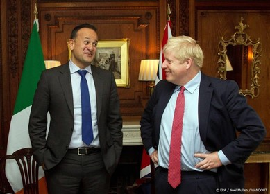 Ierse premier: deal mogelijk voor 31 oktober