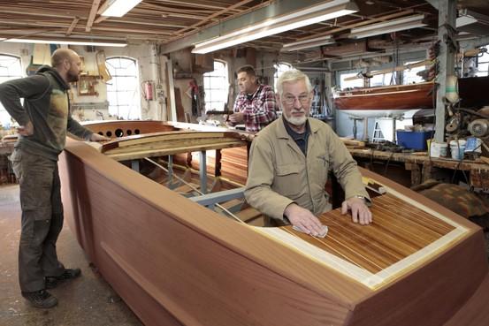 Loosdrechtse Bootbouwerij Vrijheid stopt er na 75 jaar mee