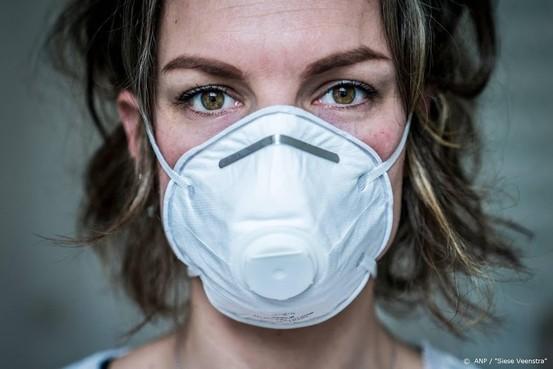 RIVM raadt gebruik mondkapjes op straat nog steeds af