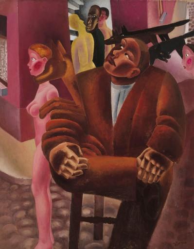 Wat doen die schilderijen van Vlamingen in Museum Kranenburgh in Bergen?