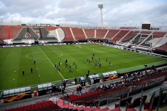 Ook AZ wil een punt achter het seizoen zetten, net als Ajax en PSV