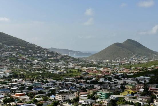 'Grimmige sfeer' op Frans deel Sint-Maarten