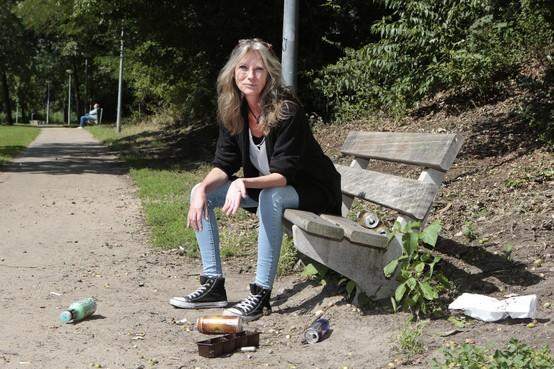 Schoonmaakactie Karen Bloeme in Hilversum trekt steeds meer vrijwilligers, vooral vrouwen