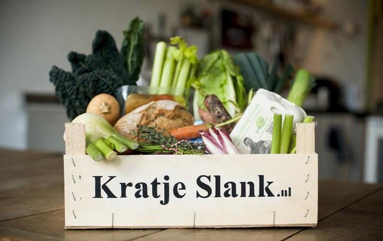 Blog Hanneke Gaat Groen: Kratje Slank