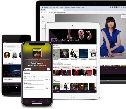 Primephonic, de Spotify van de klassieke muziek