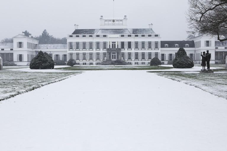 Troubleshooter op het paleis; Wouter de Jong moet compleet vastgelopen Soestdijk-project weer op de rit zien te krijgen