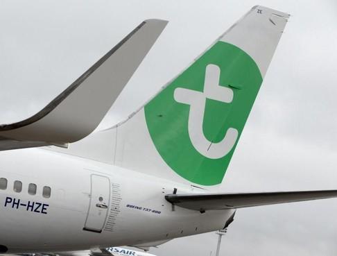 Transavia laat Casper van W. voorlopig niet meer vliegen