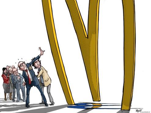 Klein Duimpje en de reus: In Eemnes rillen ze alleen al bij de gedachte dat er bij de Kringloop een McDonald's komt