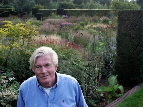 Eerbetoon aan Piet Oudolf bij Singer Laren