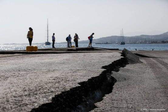 Doden door zware aardbeving in Zuidoost-Turkije